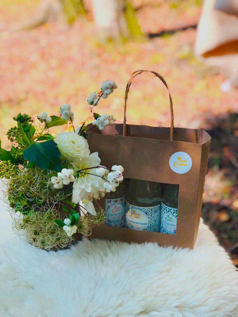 cadeau entreprise - citronnade mimouna artisanale bio